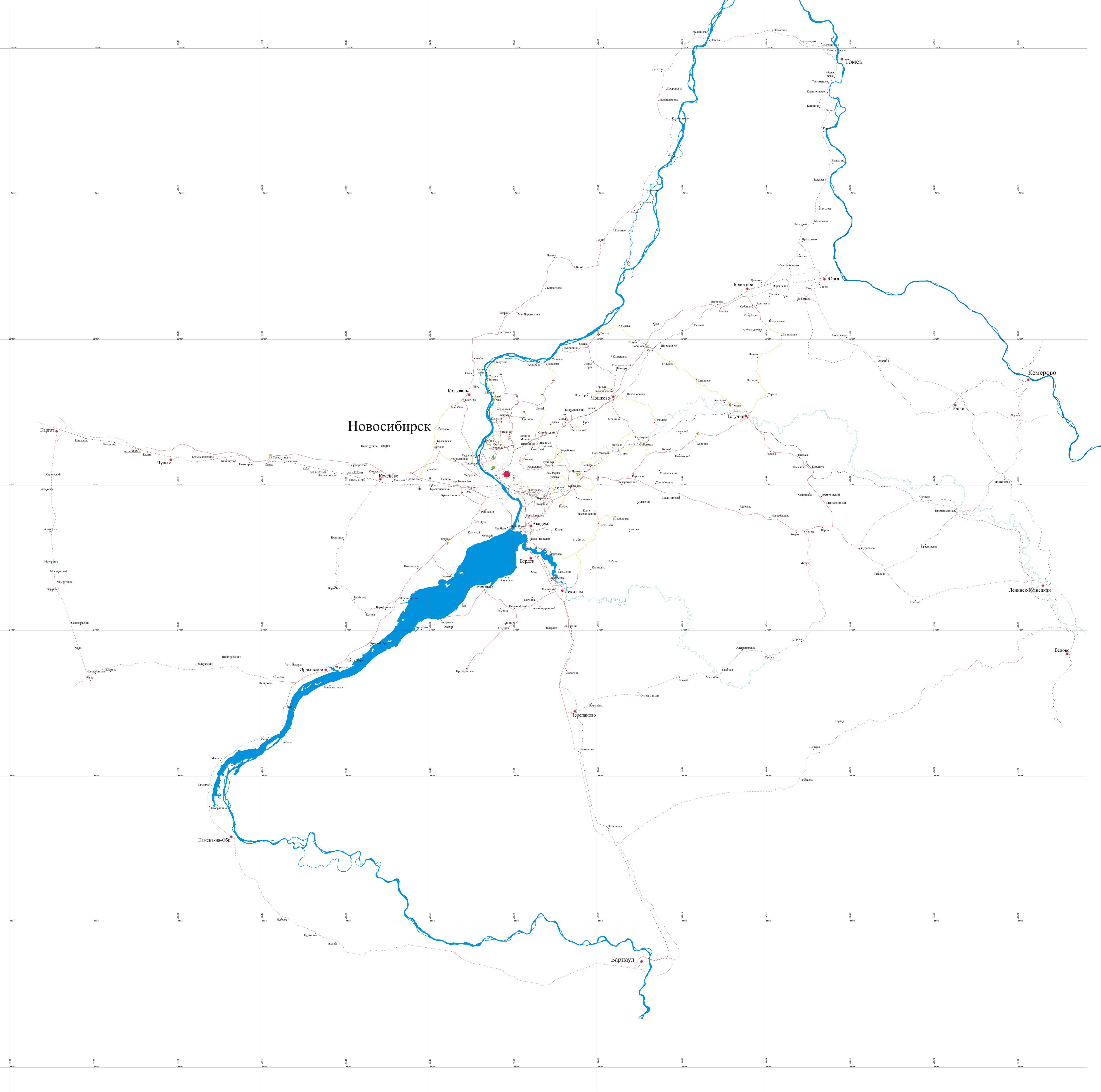 карта схема маслянино